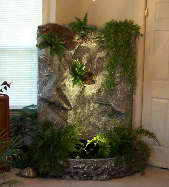 indoor waterfall combos